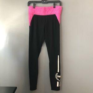 Victoria Secret Pink Yoga Leggings